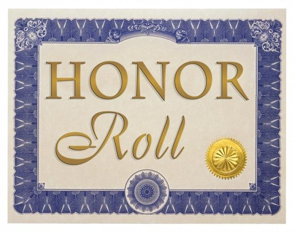TJ Announces 1st Marking Period Honor Roll