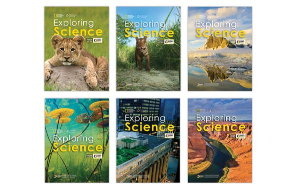 National Geographic Science Textbook