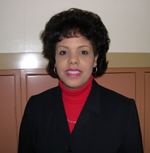 Mrs. A'ndrea Brown,  Assistant Principal