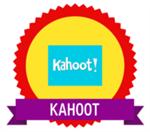 kahoot badge