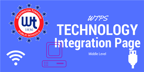 WTPS technology integration page