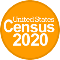 census orange logo