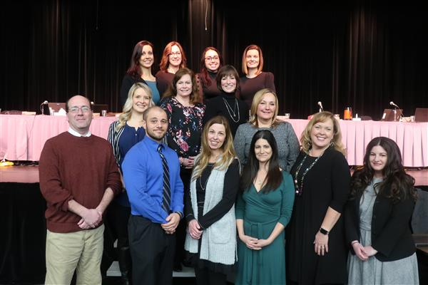 Board of Education Honors 2019-20 Teachers and Educational Service Professionals of the Year