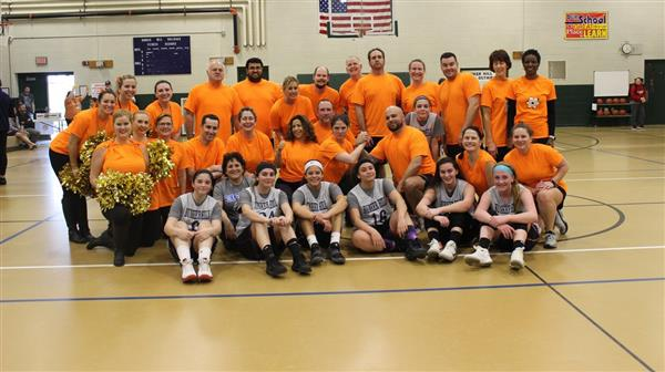 Second Annual BHMS Girls Basketball Charity Basketball Game Raises $1,270