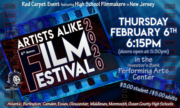 WTHS to Host 6th Annual Artists Alike Student Film Festival