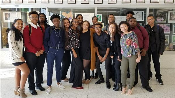 WTHS Seniors Visit Malcolm Bernard Historically Black Colleges and Universities College Fair