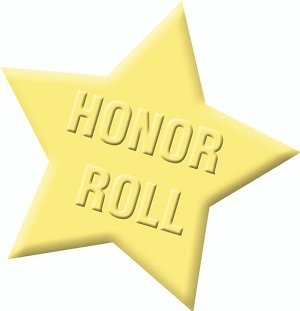 Whitman Elementary Announces Principal's List and Honor Roll