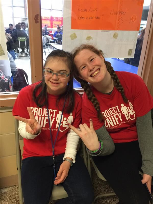 WTHS' Project Unify Hosts Disability Fair