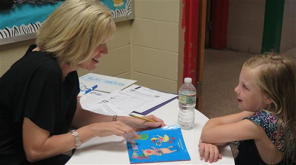 Kindergarten Snapshot Launches District's Youngest Learners on Path to Success
