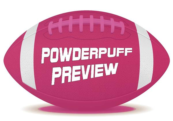 WTHS' Annual Powder Puff Football Game Scheduled for November 21st