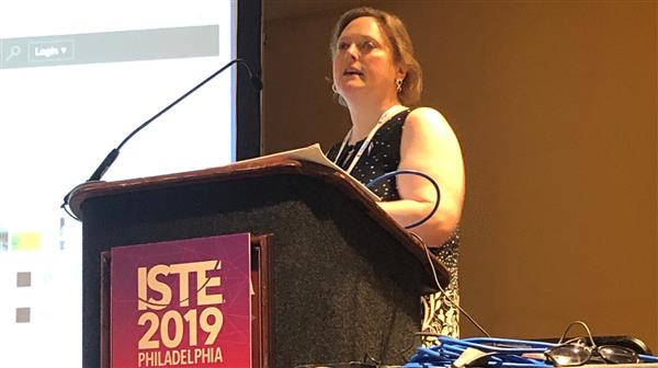 WTHS Math Teacher Among Presenters at ISTE Conference