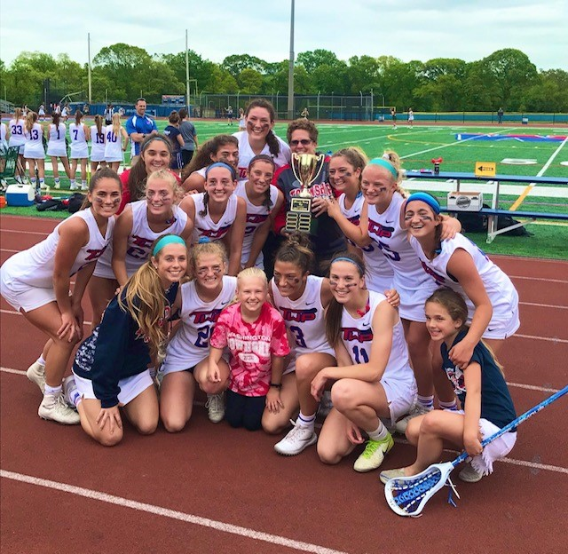 WTHS Coach Sandy Stockl Named 2019 South Jersey Times Girls Lacrosse Coach of the Year