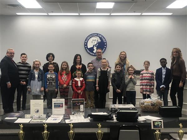 Winners Announced in Washington Township  Community Calendar Contest