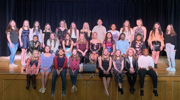 Contestants Named for 8th Annual Washington Township  Middle School Idol Competition