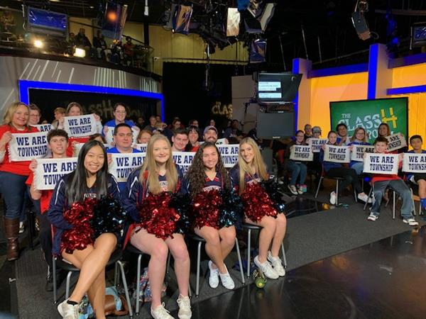 "WTHS Students and Teachers to be Featured on Upcoming Episode of Fox 29's ""The ClassH-Room"""