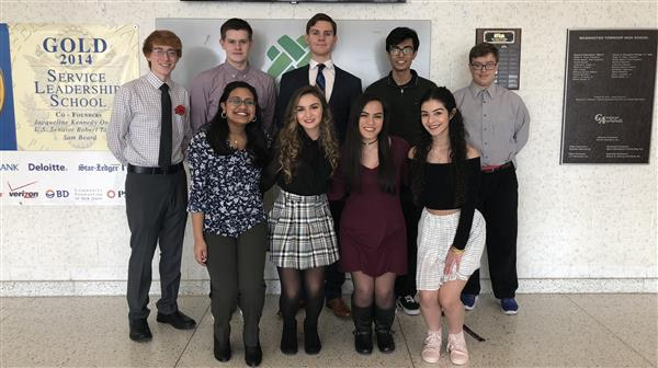 WTHS Debate Team Concludes Winning Season