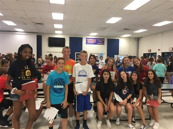 Incoming WTHS Freshmen Get Jump Start on School Year