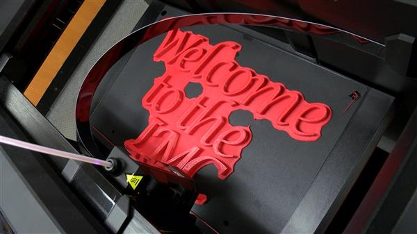 WTHS 3-D Printer Brings Student Innovations to Life