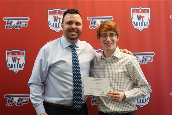 WTHS Senior Advances as a Finalist in the National Merit Scholarship
