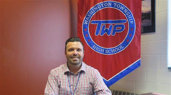 "New WTHS Principal Jonathan Strout Returns Home to Assume Role as ""Servant-Leader"""