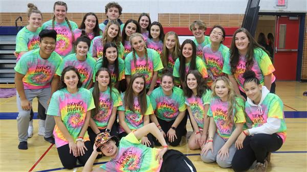 WTHS Interact Club Raises $15,000 Through  18-Hour Dance-A-Thon to Benefit ALS