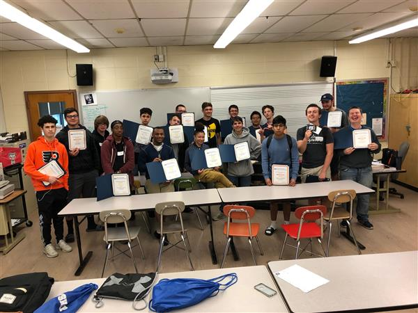 WTHS Students Honored at 8th Annual NJMEA Music Technology Expo