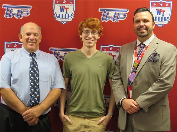 WTHS Senior Among National Merit Scholarship Semifinalists