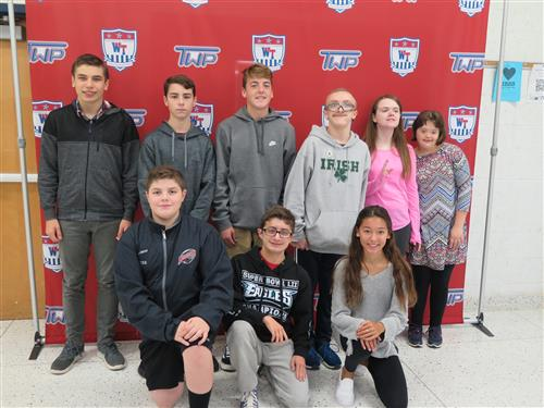 WTHS Names Students of Month