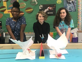 Wedgwood ELEMEnTS Students Win $1,000 in 2019 Fluor Engineering Challenge