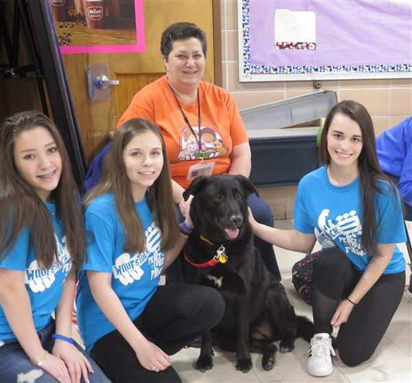 "WTHS PAWS Club Hosts First Annual ""Woof-stock"" Music Festival"