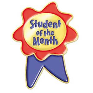 Bunker Hill Middle School Names Students of Month