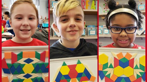 Wedgwood Fourth-Graders Master Math; Create Masterpieces