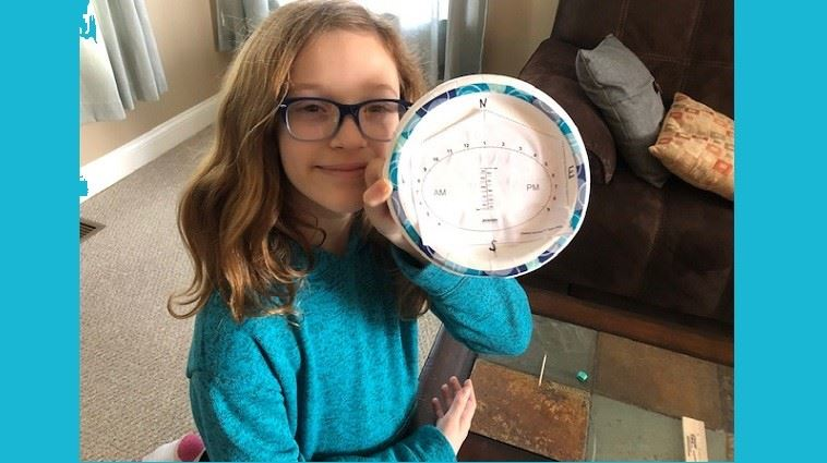 Hurffville Fifth-Grader Takes Study of Earth's Rotation to Another Level