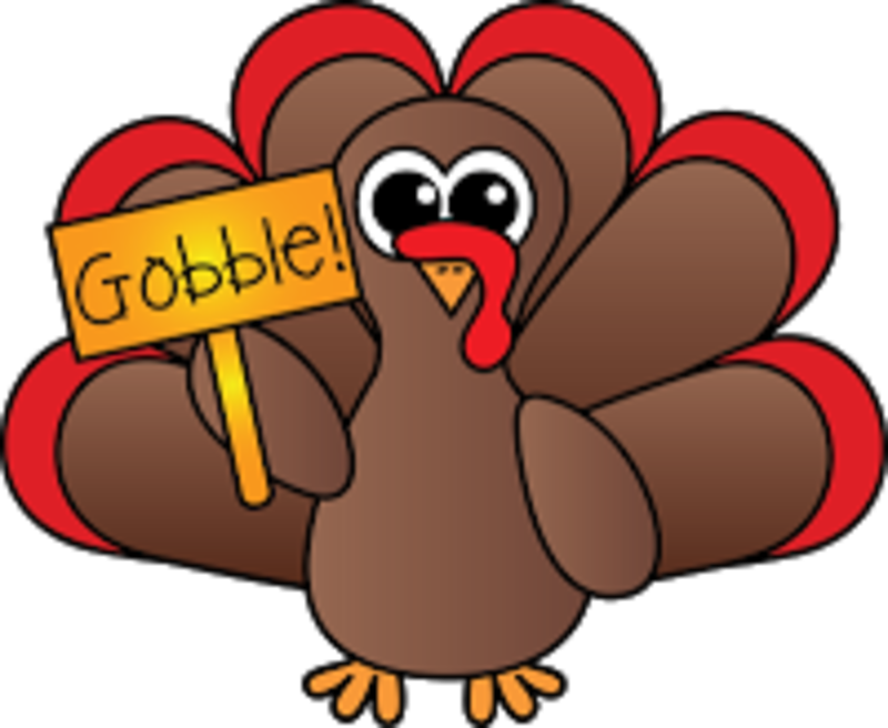 Gobble Up Donations Wanted