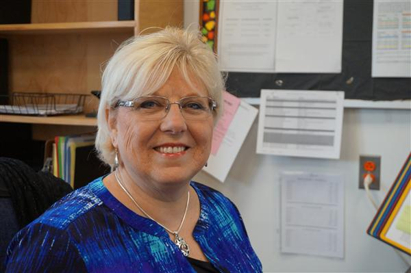 Mrs. Barbara Tighe, Counseling Secretary