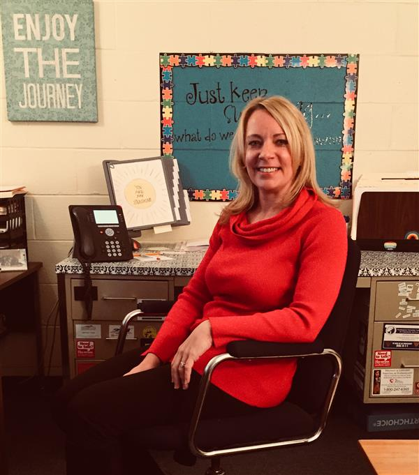 Mrs. Heather Petolicchio, SAC, Grades 9-10