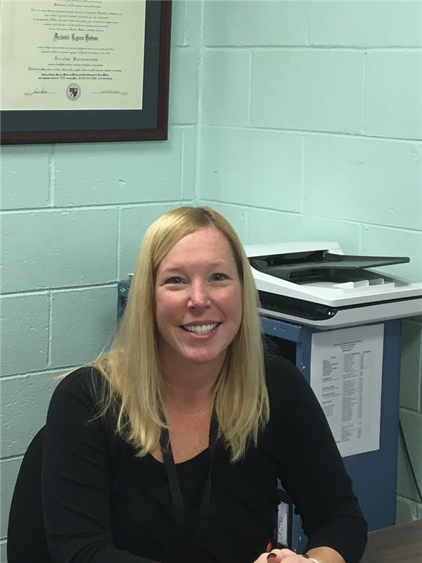 Mrs. Kristi White, School Counselor