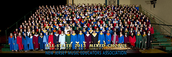 All State 2014 Mixed Chorus