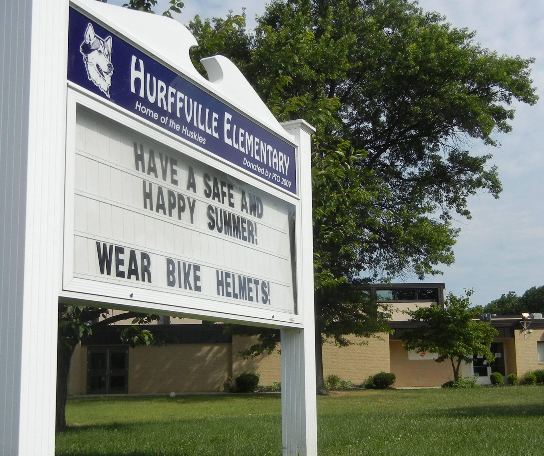 Hurffville Elementary / Homepage