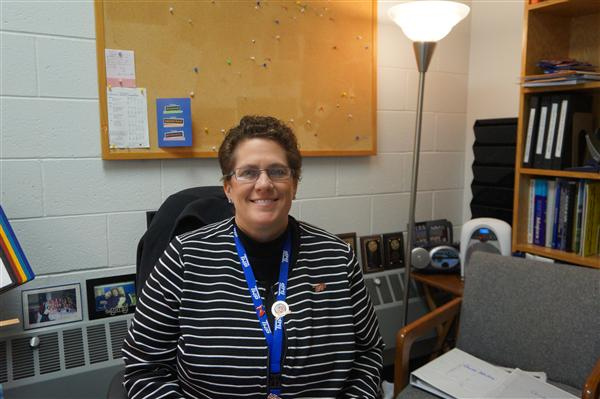 Ms. Sandy Stockl, School Counselor