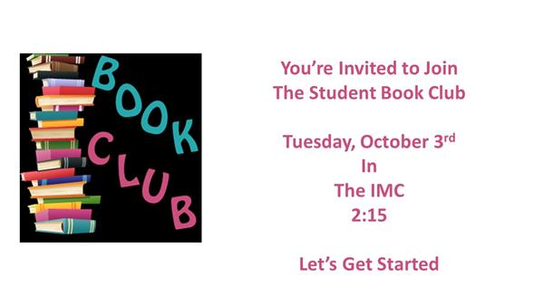 Student Book Club